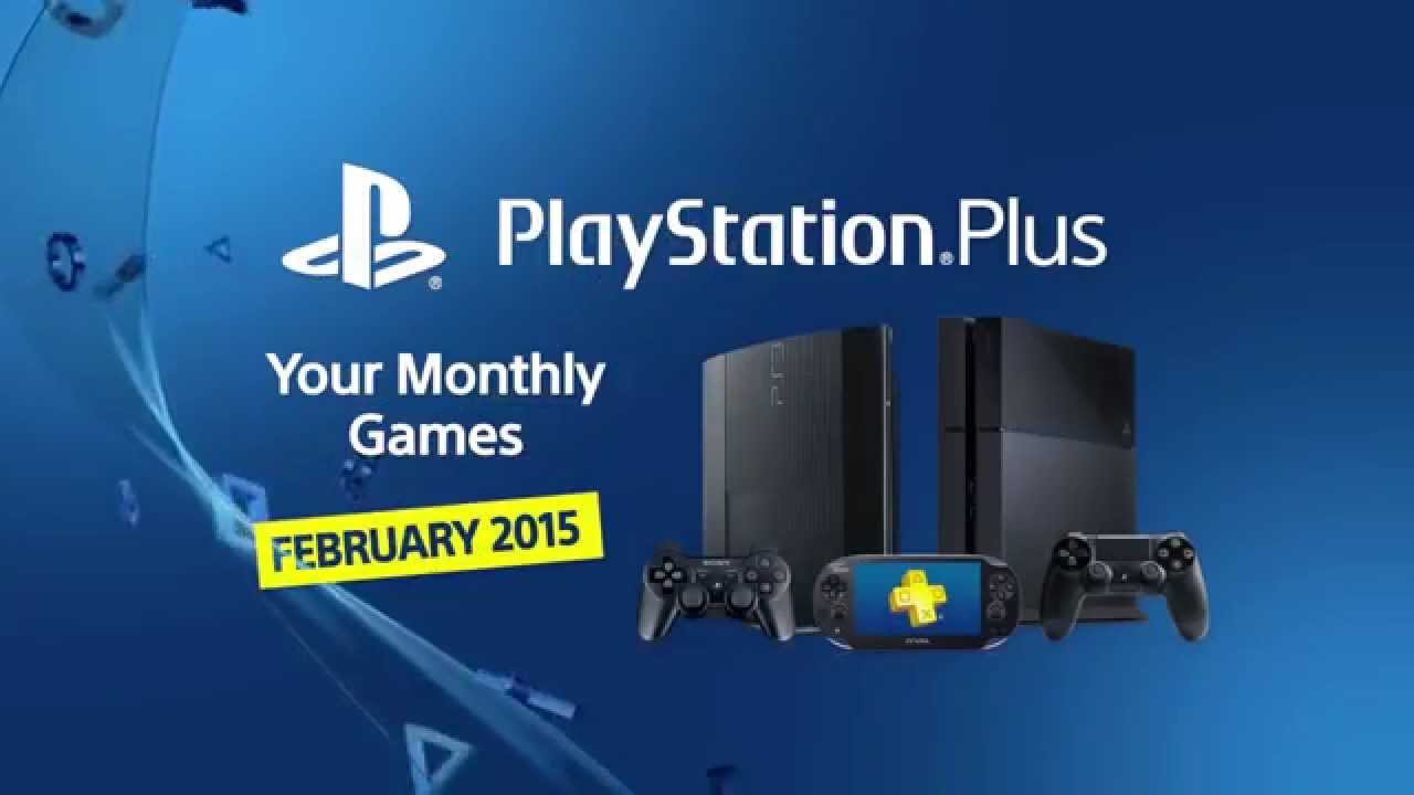 PS Plus | Your monthly games for February 2015 - YouTube