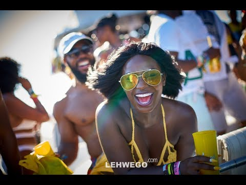 Sunkissed Cruise and Beach Party, Jamaica Carnival 2018
