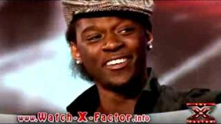 ☆ The X Factor 2009 - Heshima Thompson - Auditions 4 (itv.com/xfactor)