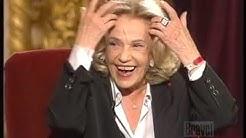 Jeanne Moreau interview 2002
