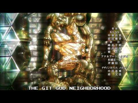 JoJo's Bizarre Adventure: Golden Wind [Alternative ED Theme]