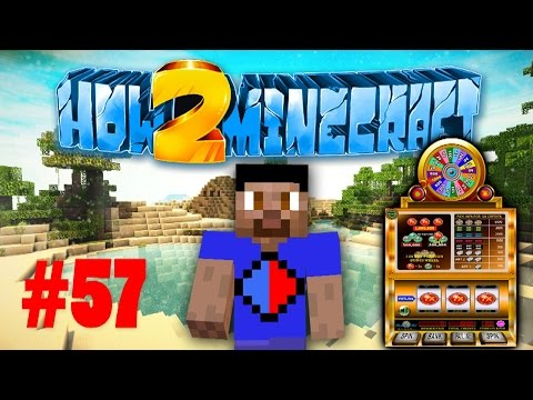 Minecraft SMP HOW TO MINECRAFT S2 #57 'GAMBLING!' with Vikkstar