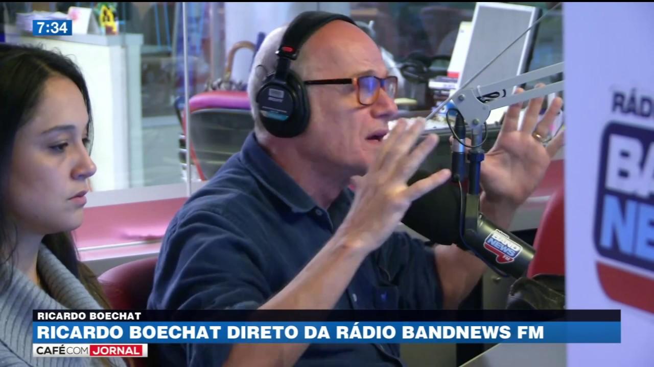 Resultado de imagem para Jornal da BandNews FM - 15/09/2017