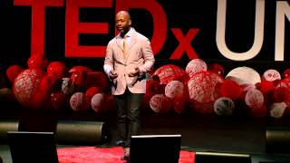 Creating Heat - The Artist as Catalyst: Theaster Gates at TEDxUNC