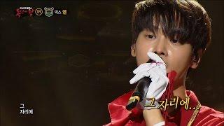 Video 【TVPP】 N(VIXX) - Tearful, 엔(빅스) – 암연 @King of masked singer download MP3, 3GP, MP4, WEBM, AVI, FLV Juli 2018