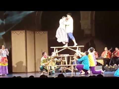 Bayanihan Dance Troupe in Hungary!