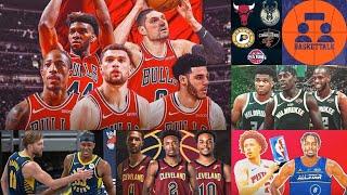 BasketTalk #145: ожидания от Центрального дивизиона в новом сезоне НБА