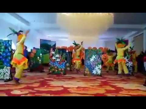 Ayat Festival 2017 winner---City of San Fernando St. Dancers @ Thunderbird Resort