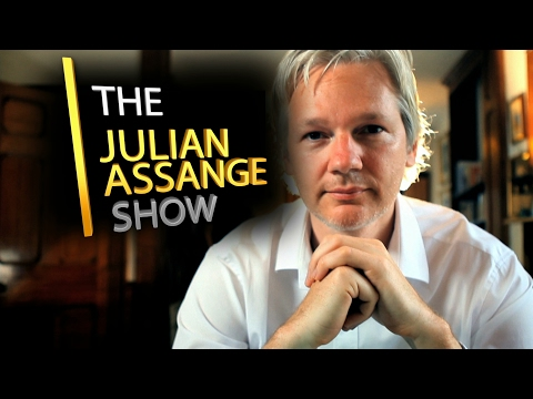 The Julian Assange Show Episode 8: Cypherpunks, Part One (2012)