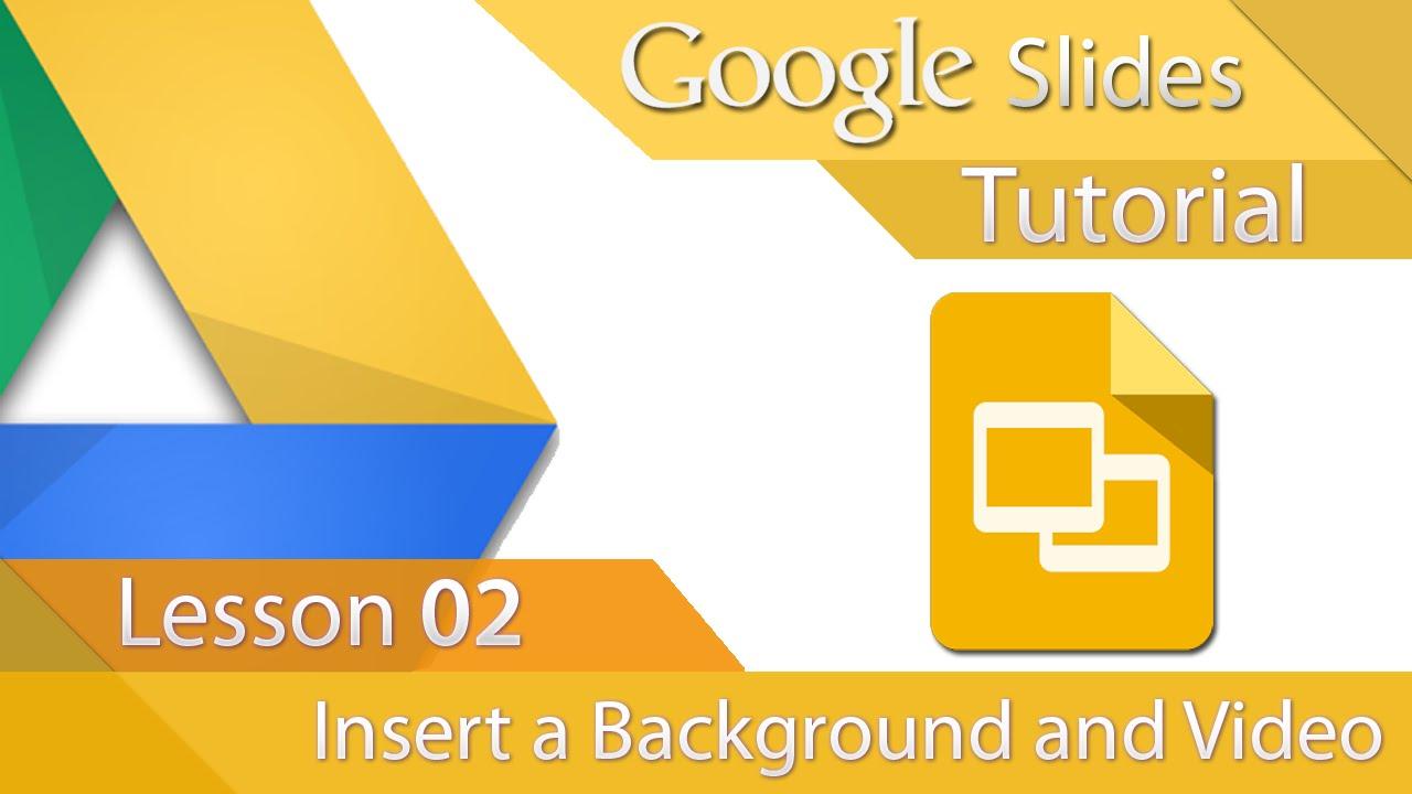 google slides background