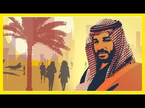 Saudi arabia's arab spring, at last