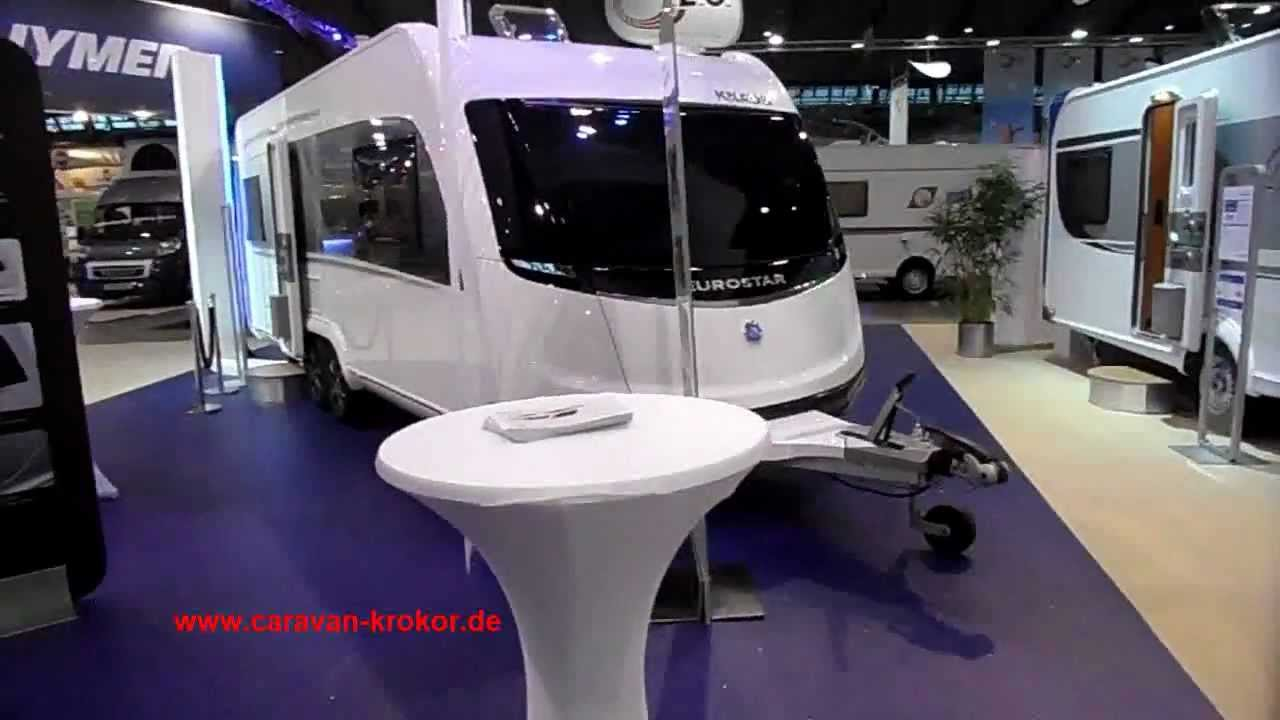 knaus eurostar 590 fus modell 2013 caravan wohnwagen camper youtube. Black Bedroom Furniture Sets. Home Design Ideas