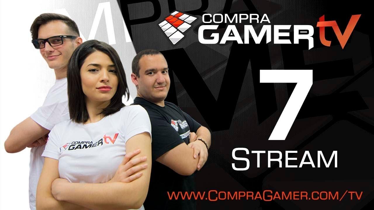 Download Transmision en directo 7mo streaming CompraGamerTV
