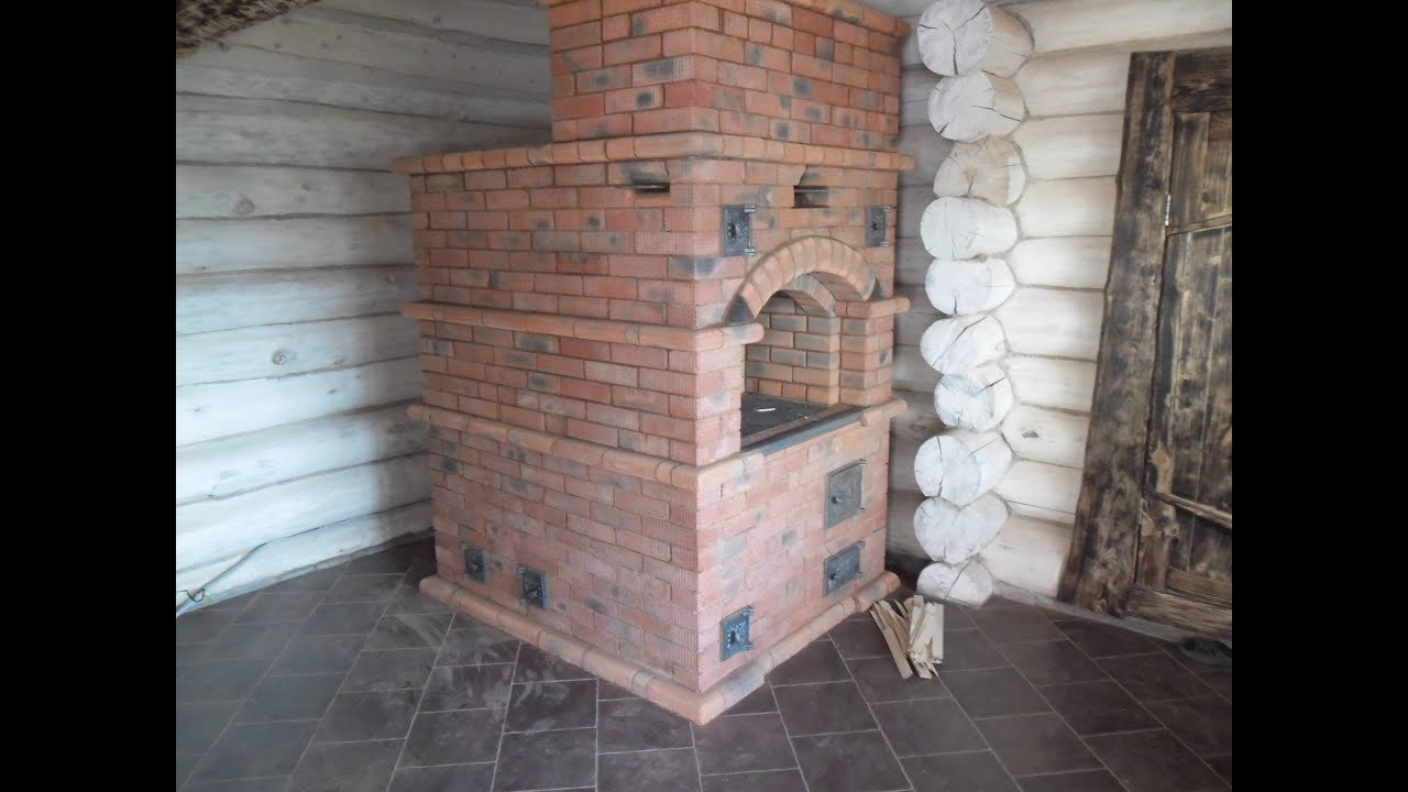 Анонс кладки Русской печи, закрытого камина,уличных комплексов на июнь-июль 2014 года.