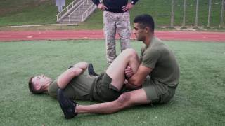 How to Properly Execute Marine Corp Crunches