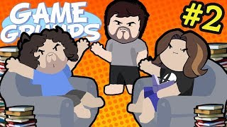 Life Stories! 2 Game Grumps compilation [chapter two, bonus Barry stories and more]