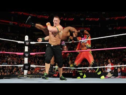 WWE Raw 10/5/15 Full Show Review BROCK LESNAR RETURNS, John Cena vs New Day