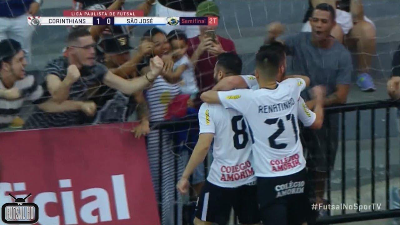 Gols Corinthians 2x0 São José - Semifinal 2º Jogo Liga Paulista de ... e6b64a3a799d2