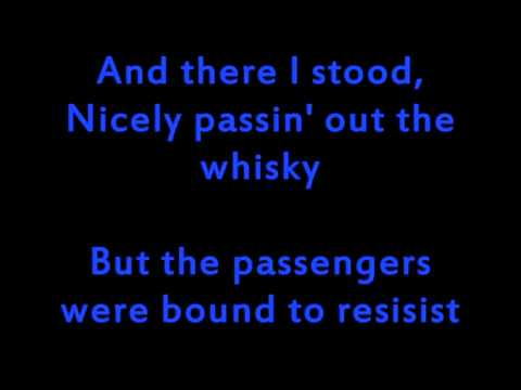 """Sit Down, You're Rocking the Boat"" from Guys & Dolls karaoke/instrumental (Key: F)"