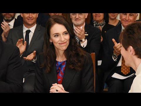 رئيسة وزراء نيوزيلندا التي -تحدت- ترامب ترزق بطفلة  - نشر قبل 3 ساعة