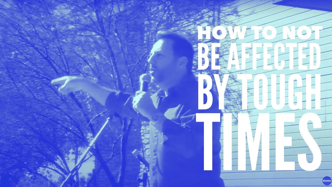 How To Stand Firm In Trials and Get Peace | Pastor Tony Mosti