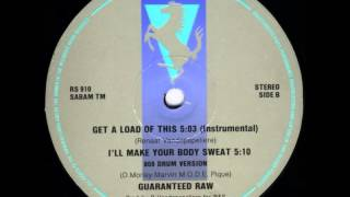 Download Guaranteed Raw -- Get A Load Of This (1990)
