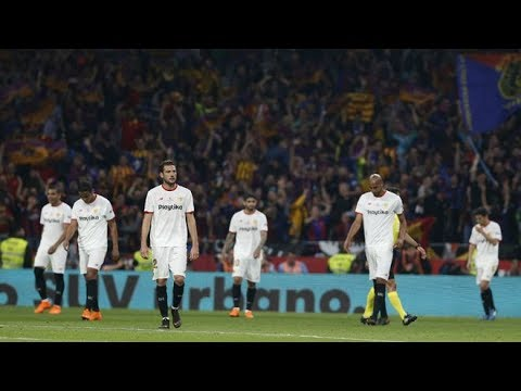 El Sevilla y el paso entre Europa y el fracaso por Guillermo Amez