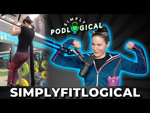 Working Out, Losing Weight & Health vs. Looks SimplyPodLogical #4