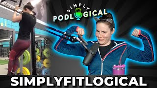 Working Out, Losing Weight & Health Vs. Looks - Simplypodlogical #4