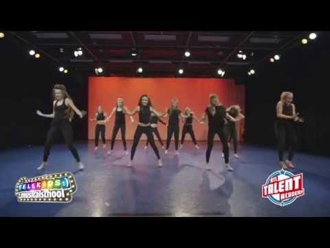 RTL Talent Academy DanceClass (pt.3)