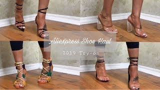 Affordable Aliexpress Shoe Haul 2019 | OhhThatsMo