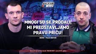 AKTUELNO: BIGru i Paja Kratak - Mnogi su se prodali, mi predstavljamo pravu priču! (5.6.2019)