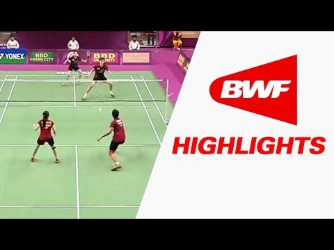Syed Modi Int'l Badminton Championships 2016 | SF – Highlights