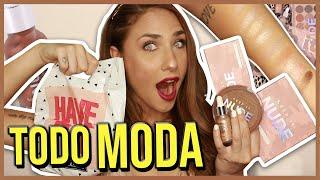 NUEVO MAQUILLAJE DE TODO MODA! Todo Moda Beauty | Juli Berea