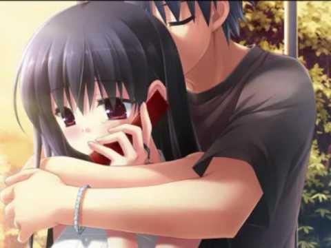 Couple Hug Wallpaper With Quotes Tonight Anime Couples Slideshow Youtube