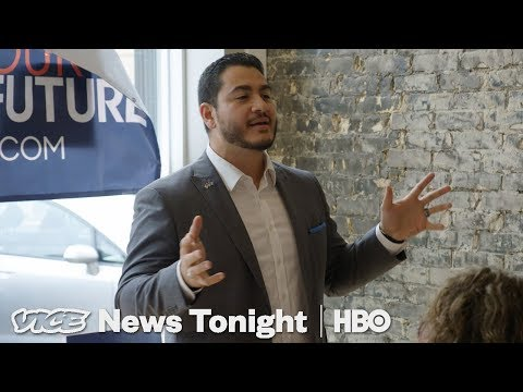 Michigan Could Elect America\'s First Muslim-American Governor (HBO)