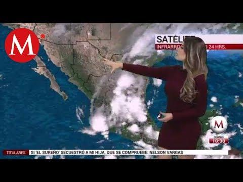 El clima para hoy 16 de octubre, con Cecilia Salamanca
