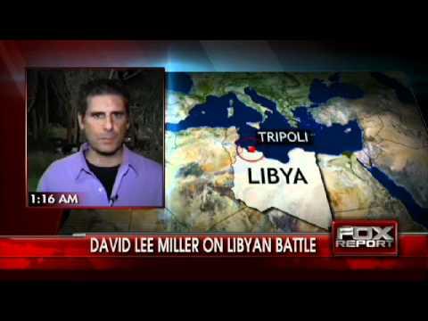 LIBYAN TV: NATO Strikes Hit Military Targets in Tripoli