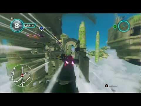Sonic & All Stars Racing Transformed: Emerald Cup (M) [1080 HD]  