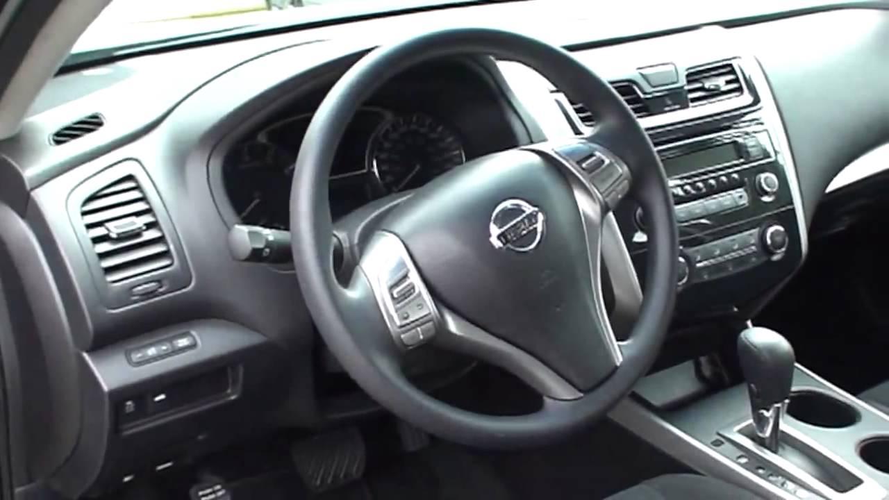 Perfect 2015 Nissan Altima Pure Drive   Interior/Exterior/Engine/Trunk