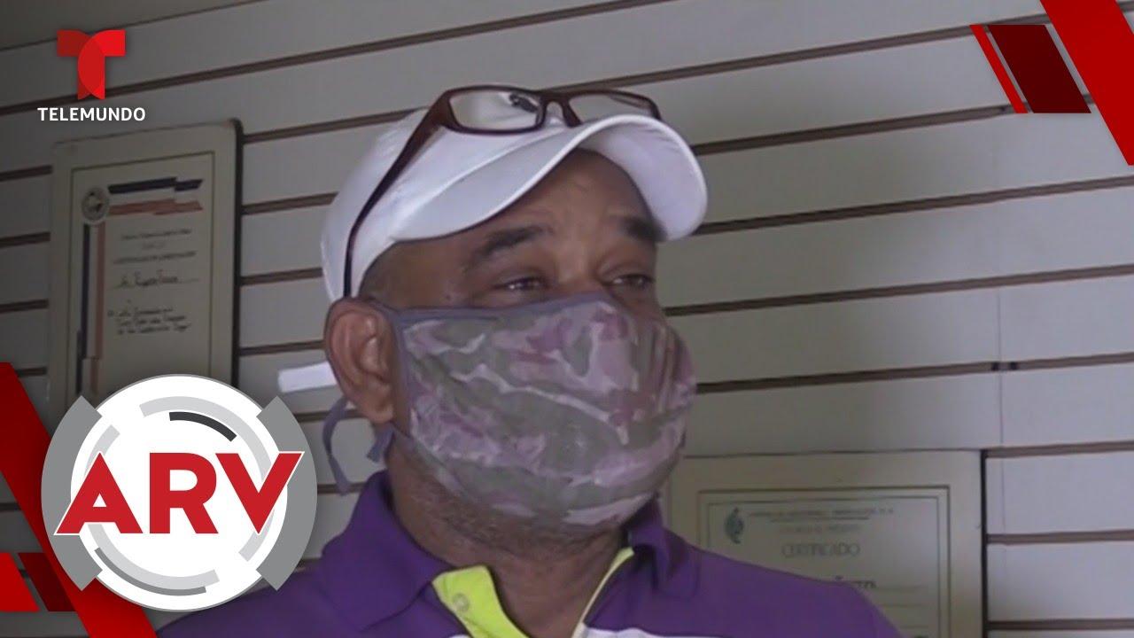 Coronavirus: Mueren 8 reclusos en una cárcel de República Dominicana | Al Rojo Vivo | Telemundo