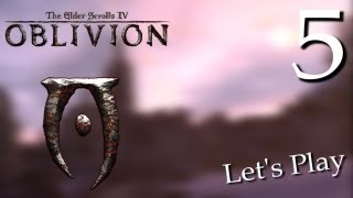 Прохождение The Elder Scrolls IV: Oblivion с Карном. Часть 5