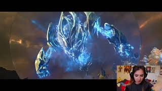 Starcraft II: Legacy of the Void Reaction!!