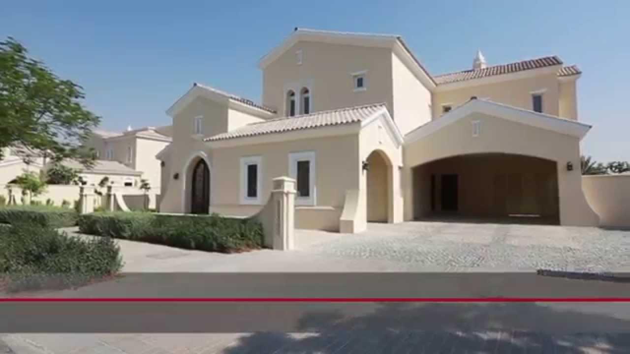 Dubailand Arabian Ranches Polo Homes Villa 7 Bedroom