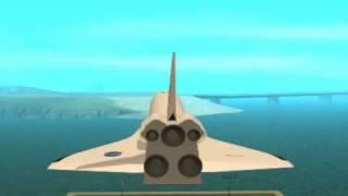 GTA SA: Space Shuttle Discovery V4