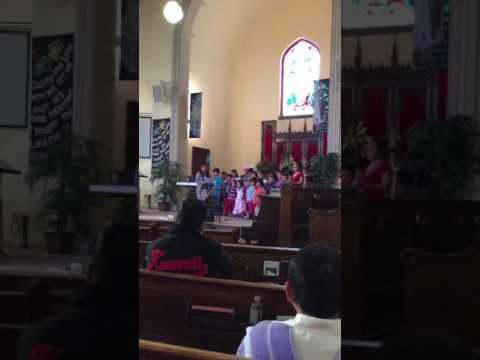 Winnipeg Sunday school children song