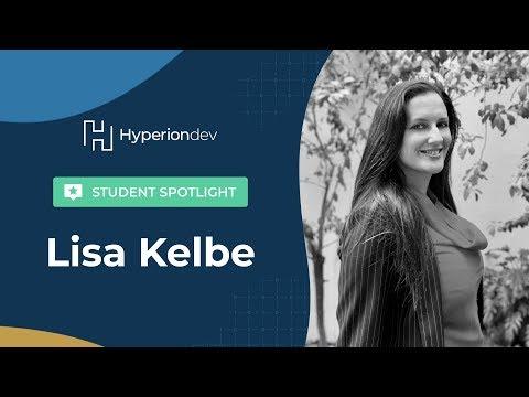 Student Spotlight   Lisa Kelbe