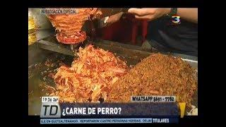 Venta de carne de perro en Chimaltenango