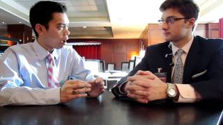 Harvard Model United Nations 2011 Secretary-General Interview