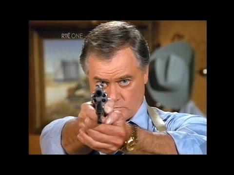 DALLAS - Paranoid J.R Ewing?